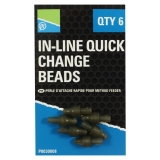 Preston In-Line Quick Change Beads