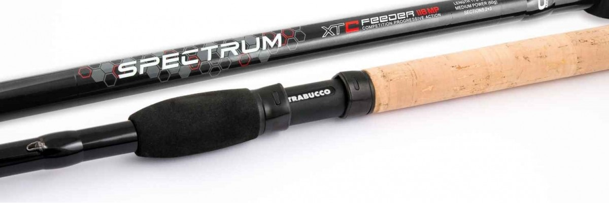 Trabucco prut SPECTRUM XTC COMP. FEEDER MP 3,25m 30g 2díly