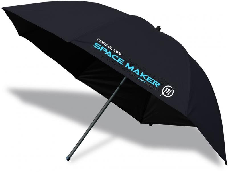 Preston deštník Space Maker flat back brolly