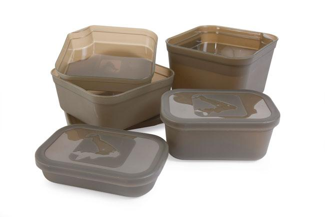 Avid carp misky Bait and Bits Tubs