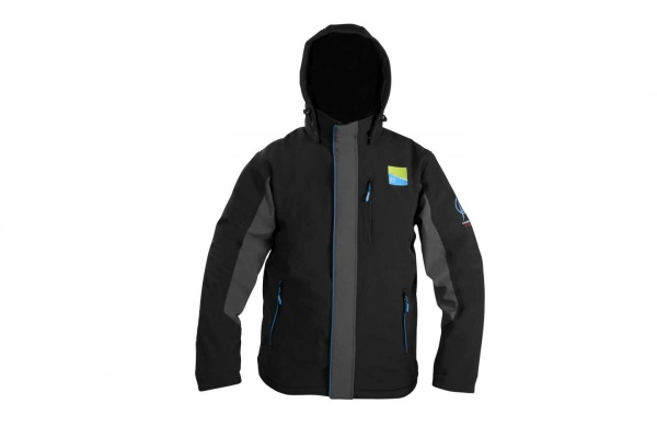 Preston soft shellová bunda Soft Shell hooded fleece jacket