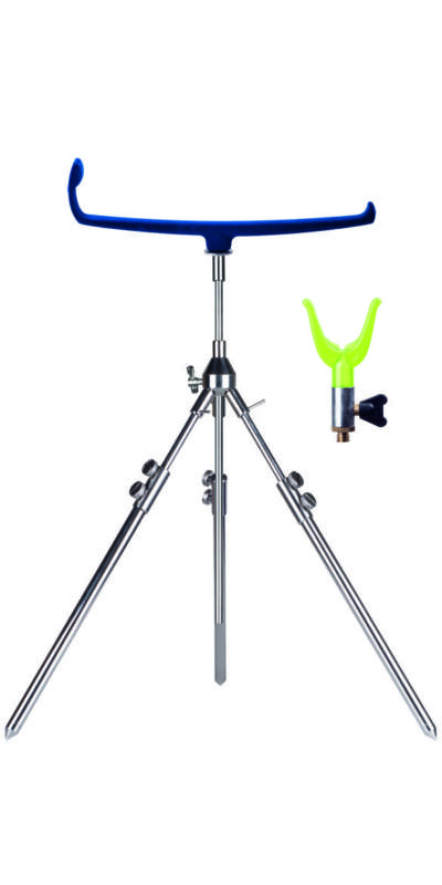 Adjustable Nerezový Tripod set