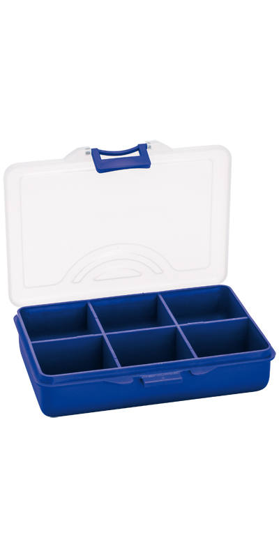 Cralusso Tackle Box 6 compartment