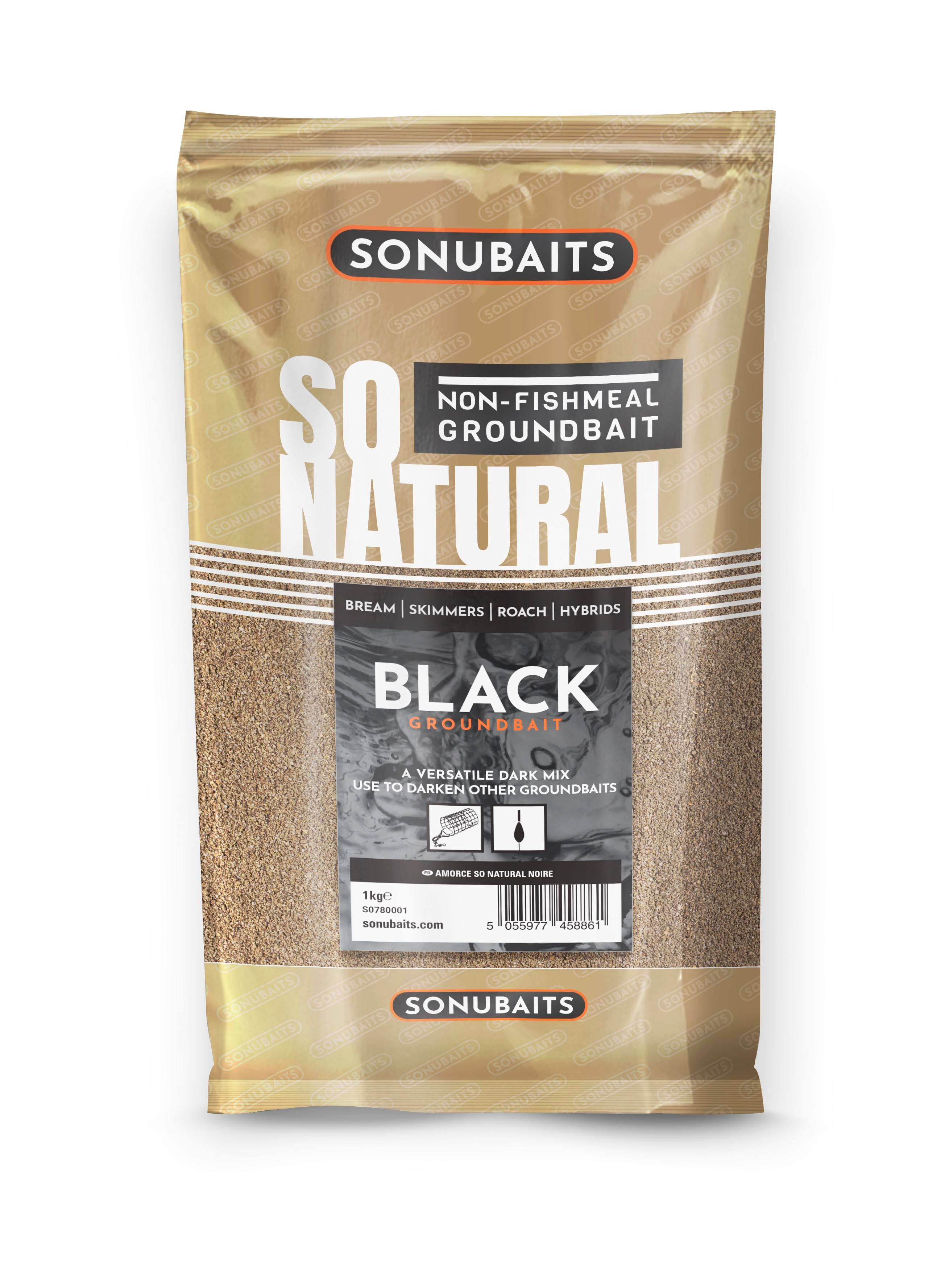 Sonubaits Krmení So Natural Black