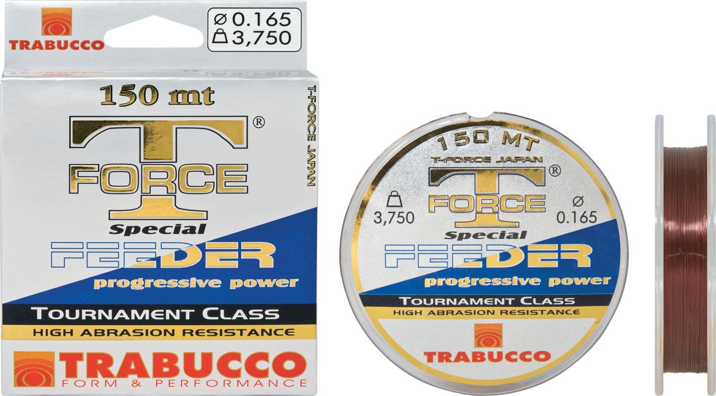 Trabucco vlasec T-Force Special Feeder 150m