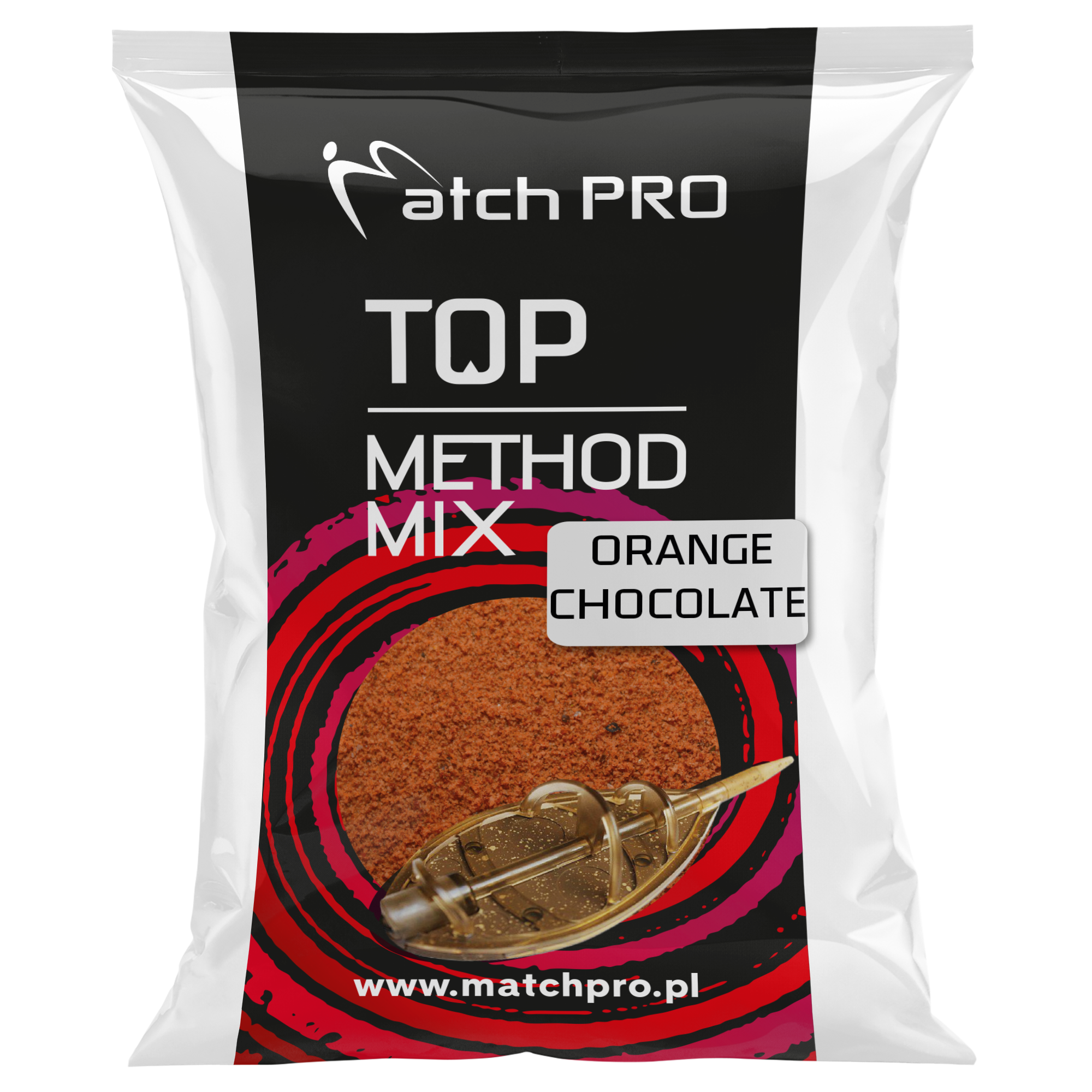 Match pro Method mix Orange Chocolate 700g
