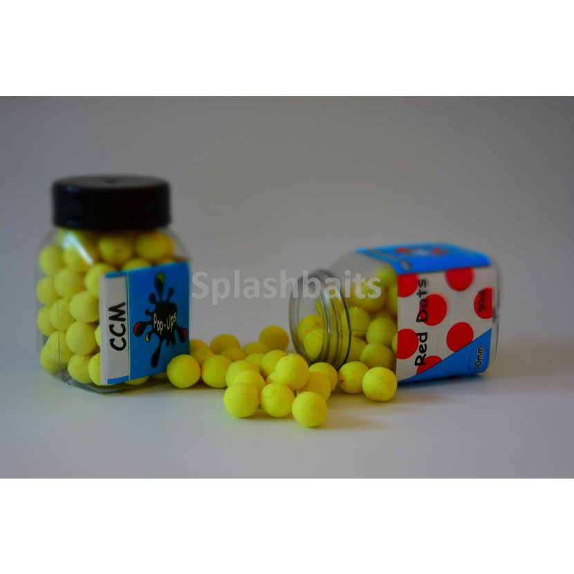Splashbaits Pop Up kokos 10mm