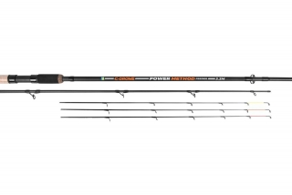 Korum C-Drome Power Method Feeder Rod 3,3m 100g