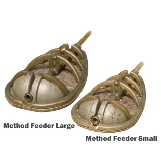 Avid Carp krmítko Method feeder small