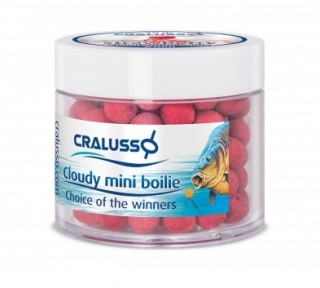 Cralusso boilies Cloudy Mini boilies 8 mm
