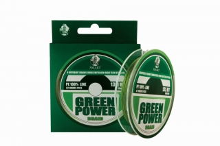 Maver Pletená šňůra Green Power Braid