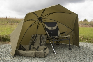 Korum Brolly Graphite Brolly Shelter