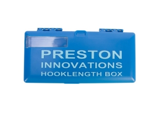 Preston Zásobník na návazce Hooklength Box small