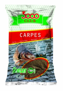 Sensas krmení 3000 Club Carpes 2,5 kg