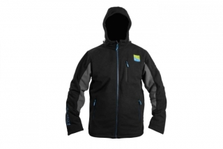 Preston Fleecová Bunda Windproof Hooded fleece jacket