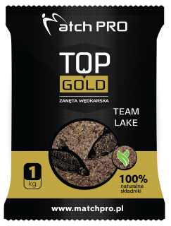 Match Pro Top Gold Lake 1kg