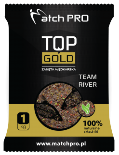 Match Pro Top Gold River 1kg
