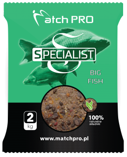 Match Pro Specialist Feeder Big Fish 2 kg