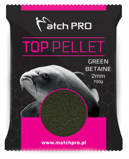 Match Pro Pellet 2mm Green Betaine 700 g