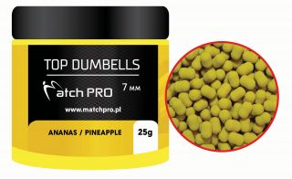 Match Pro Dumbells Pineapple 7mm / 25g