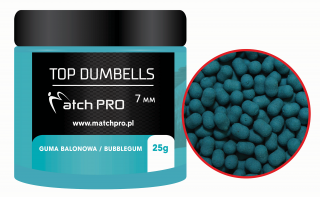 Match Pro Dumbells Bubble Gum 7mm / 25g