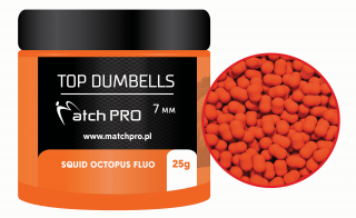 Match Pro Dumbells Squit and Octopus Fluo 7mm / 25g