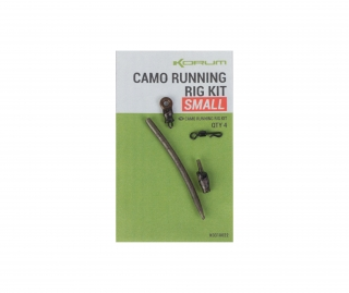 Korum Set Camo Running rig kit