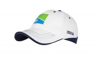 Preston White Cap New