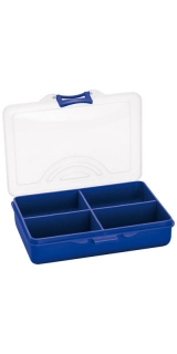 Cralusso Tackle Box 4 compartment