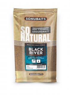 Sonubaits Krmení So Natural Black river