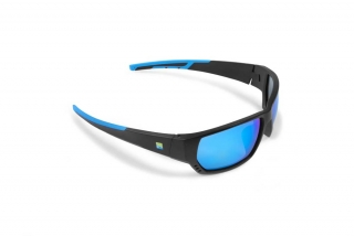 Polarised Sunglasses - Blue Lens Floater