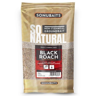 Sonubaits So Natural Black roach 1kg
