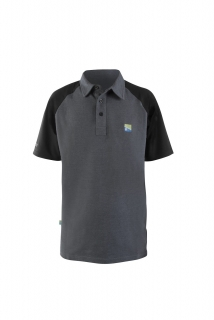 Preston Polo Shirt - Grey