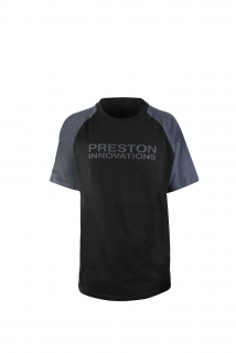Preston Black T-shirt