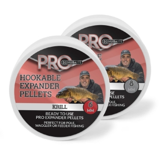 Sonubaits Pro Hookable Expander Pellets 8mm