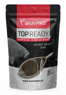 MatchPro Ready Pellet Halibut Select 2mm 700g