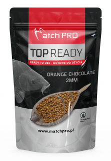 MatchPro Ready Pellet Orange Chocolate 2mm 700g