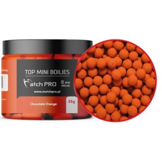 Match Pro Boilies Orange Chocolate 8mm / 25g