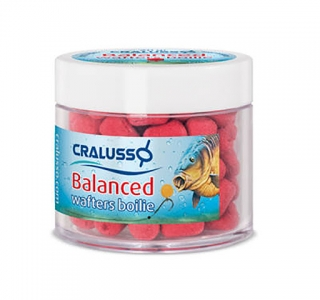Cralusso Balanced Wafters boilies 7 mm