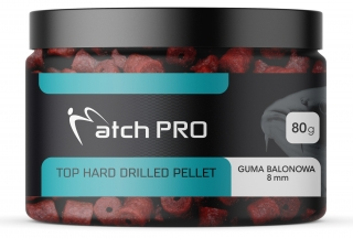 Match Pro Top Hard Bublle Gum 8mm Drilled