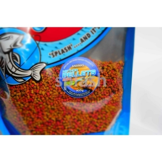 Splashbaits Method Feeder Pellets 3mm Ananas
